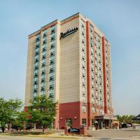 Radisson Kitchener, hotel em Kitchener