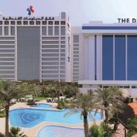 The Diplomat Radisson Blu Hotel Residence & Spa, отель в Манаме
