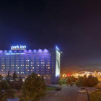 Park Inn by Radisson Sheremetyevo Airport Moscow, hotel near Sheremetyevo International Airport - SVO, Khimki