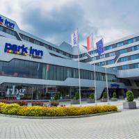 Park Inn by Radisson Krakow, hotel in Krakow
