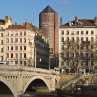 Radisson Blu Hotel, Lyon, hotel in Lyon