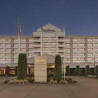 Radisson Hotel Seattle Airport, hotel near Sea-Tac Airport - SEA, SeaTac