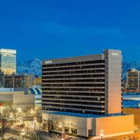 Radisson Hotel Downtown Salt Lake City, hotel in Salt Lake City