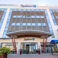 Radisson Blu Hotel Biarritz, hôtel à Biarritz