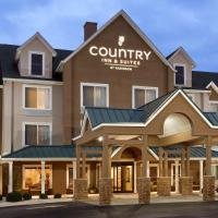 Country Inn & Suites by Radisson, Savannah I-95 North, hotel in Port Wentworth