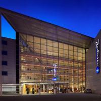Radisson Blu Hotel London Stansted Airport, hotel near London Stansted Airport - STN, Stansted Mountfitchet
