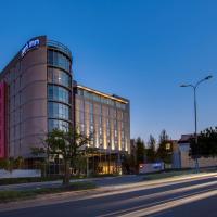 Park Inn Sandton, hotel in Johannesburg