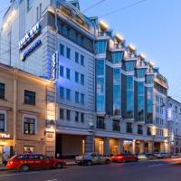 Park Inn by Radisson Nevsky, hotel in Saint Petersburg