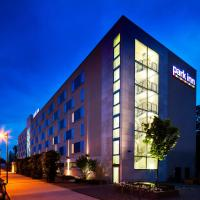 Park Inn by Radisson Frankfurt Airport, hotel in Frankfurt