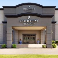 Country Inn & Suites by Radisson, Wolfchase-Memphis, TN, hotel in Memphis