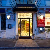 Enzo Hôtel Contrexeville, hôtel à Contrexéville