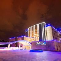 Radisson BLU Hotel Yerevan – hotel w Erywaniu