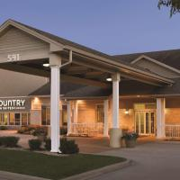 Country Inn & Suites by Radisson, Chanhassen, MN、チャナッセンのホテル