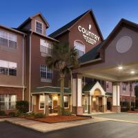 Country Inn & Suites by Radisson, Brunswick I-95, GA, hotel in Brunswick