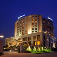 Radisson Blu Hotel New Delhi Dwarka, hotel in New Delhi