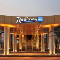 Radisson Blu Hotel Lusaka, hotel en Lusaka