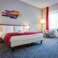 Park Inn by Radisson Amsterdam Airport Schiphol, hotel in Schiphol