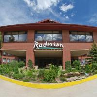 Radisson Hotel Colorado Springs, hotel near Colorado Springs Airport - COS, Colorado Springs