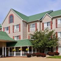 Country Inn & Suites by Radisson, Decatur, IL, hotel in Forsyth