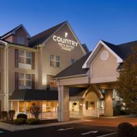 Country Inn & Suites by Radisson, Frackville (Pottsville), PA, hotel in Mount Pleasant