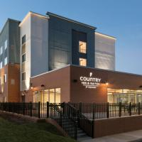 Country Inn & Suites by Radisson, Charlottesville-UVA, VA, hotel in Charlottesville