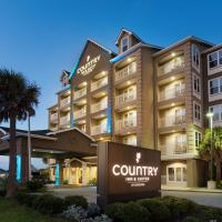 Country Inn & Suites by Radisson, Galveston Beach, TX, hotel en Galveston