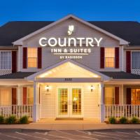 Country Inn & Suites by Radisson, Nevada, MO, hotel in Nevada