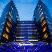 Radisson Blu Hotel Moscow Sheremetyevo Airport, hotel near Sheremetyevo International Airport - SVO, Khimki