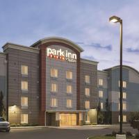 Park Inn by Radisson, Calgary Airport North, AB, hotel in Calgary