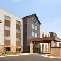 Country Inn & Suites by Radisson, Asheville Westgate, NC, hotel in Asheville