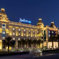 Radisson Blu Hotel, Ajman, hotel in Ajman