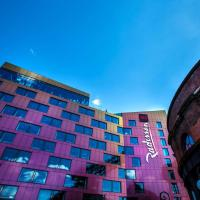 Radisson RED Hotel, Glasgow, hotel in Glasgow