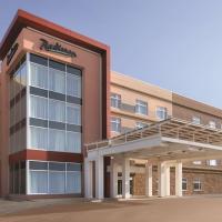 Radisson Kingswood Hotel & Suites, Fredericton, hotel em Fredericton