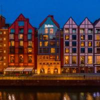 Radisson Hotel & Suites, Gdansk, отель в Гданьске