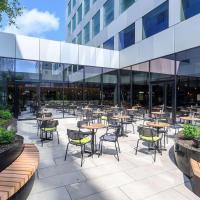 Park Inn by Radisson Antwerp Berchem, hotel near Antwerp International Airport - ANR, Antwerp