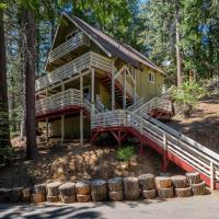 Cozy Hideaway B, hôtel à Yosemite West