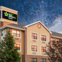 Extended Stay America Suites - Cleveland - Beachwood - Orange Place - South, hotel in Orange