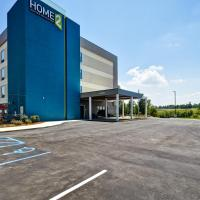 Home2 Suites By Hilton Birmingham/Fultondale, Al, hotel near Birmingham-Shuttlesworth International Airport - BHM, Fultondale