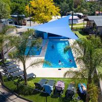 Barwon River Holiday Park, hotel em Geelong