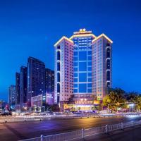 Yun-Zen Jinling World Trade Plaza Hotel, отель в Шицзячжуане