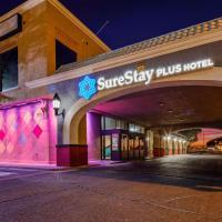 SureStay Plus Hotel by Best Western Lubbock Medical Center, hotel in Lubbock