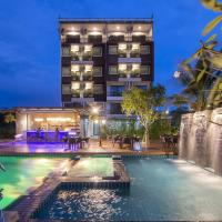 River Front Krabi Hotel, отель в городе Краби
