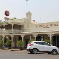 Hibernian Hotel, hotel in Beechworth