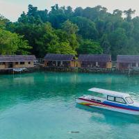 Hamueco Dive Resort Raja Ampat, hotel in Rabia