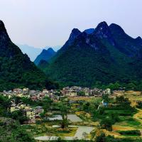 Secret Courtyard Resort Hotel, hotel in Guilin