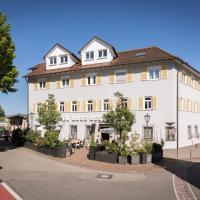 Hotel & Restaurant Rose, отель в Битигхайм-Биссингене