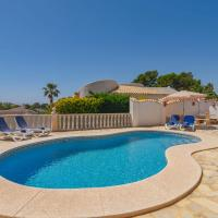 Luxurious Villa in Altea with Private Pool