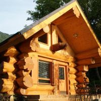 Porteau Cove Olympic Legacy Cabins, hotel em Furry Creek