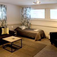 Villa Romantica Studio, hotelli Kokkolassa