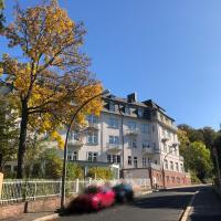 Hotel Villa Elsa, Hotel in Bad Kissingen